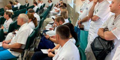 Конференция «Рациональное применение антибиотиков в амбулаторной практике»