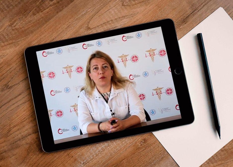 Видеолекция «Руководство к ингаляционной терапии: международные и отечественные рекомендации»